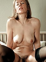 hairy mature milf tits huge
